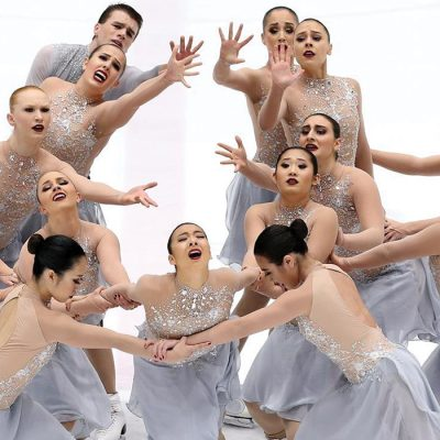 UNITED STATES AWARDED ISU WORLD SYNCHRONIZED SKATING CHAMPIONSHIPS