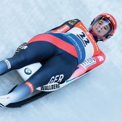 Luge World Cup in Austria